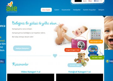 Turkcell Baby of the Year Contest