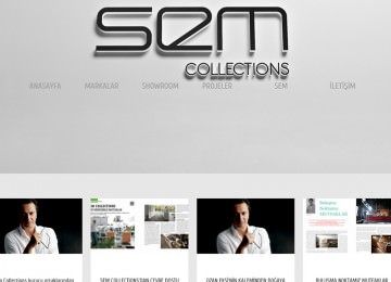 Sem Collections Corporate Web site